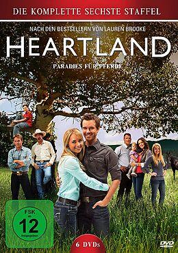 Heartland - Paradies für Pferde - Staffel 6 [Version allemande]