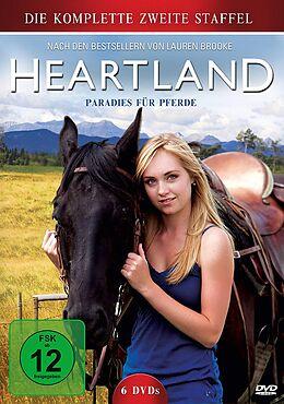 Heartland - Paradies für Pferde - Staffel 2 DVD