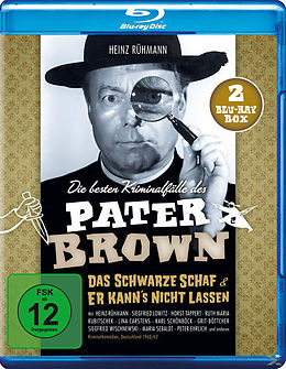 Die besten Kriminalfälle des Pater Brown [Versione tedesca]