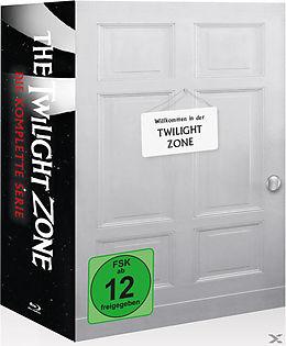 Twilight Zone Blu-ray