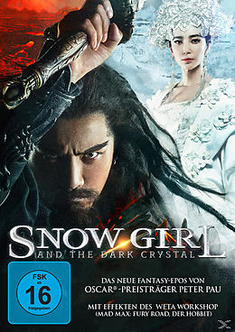 Snow Girl and the Dark Crystal DVD