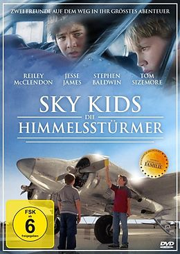 Sky Kids - Die Himmelsstürmer [Version allemande]