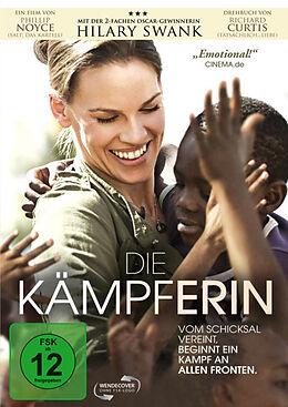 Die Kämpferin DVD