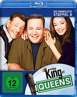 King of Queens - Staffel 6 - 2 Disc Bluray Blu-ray