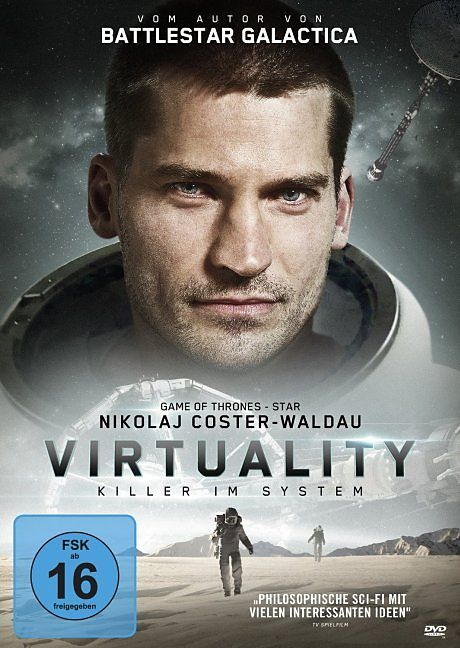 Virtuality - Killer im System [Versione tedesca]