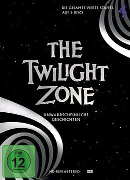 Twilight Zone - Staffel 04 DVD