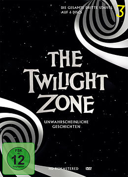 Twilight Zone - Staffel 03 DVD