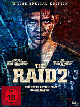 The Raid 2 [Version allemande]