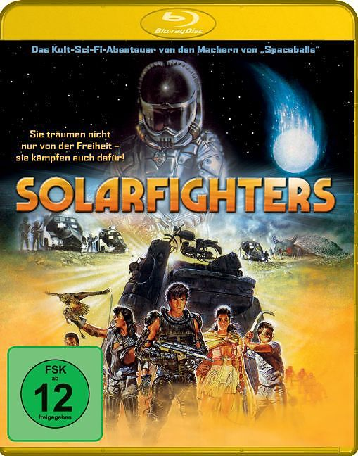 Solarfighters [Version allemande]