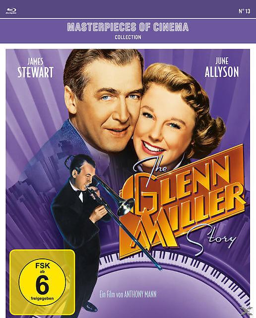 Die Glenn Miller Story [Version allemande]