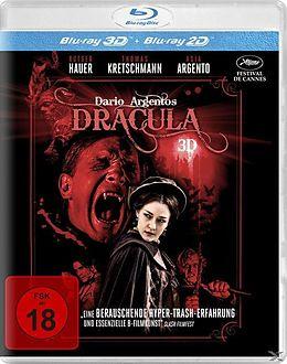 Dario Argento's Dracula - 2 Disc Bluray BLU-RAY 3D/2D