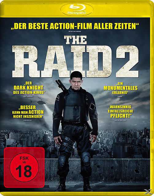 the raid 2 kaufen sonstige blu ray filme media markt online shop. Black Bedroom Furniture Sets. Home Design Ideas