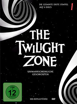 Twilight Zone - Staffel 01 DVD