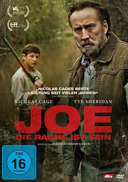 Joe - Die Rache ist sein DVD