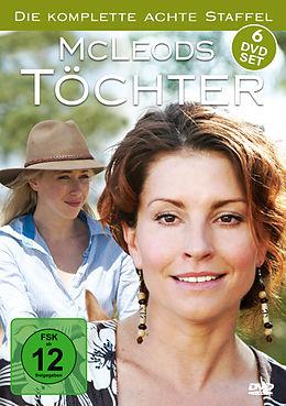 McLeods Töchter - Staffel 8 DVD