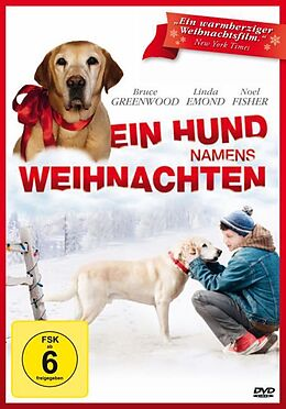 Ein Hund namens Weihnachten [Version allemande]