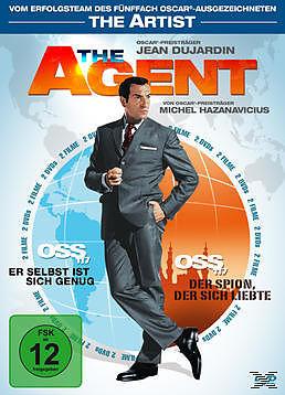 The Agent - OSS 117 DVD