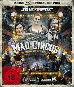 Mad Circus - Eine Ballade von Liebe und Tod Blu-ray
