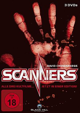 Scanners DVD