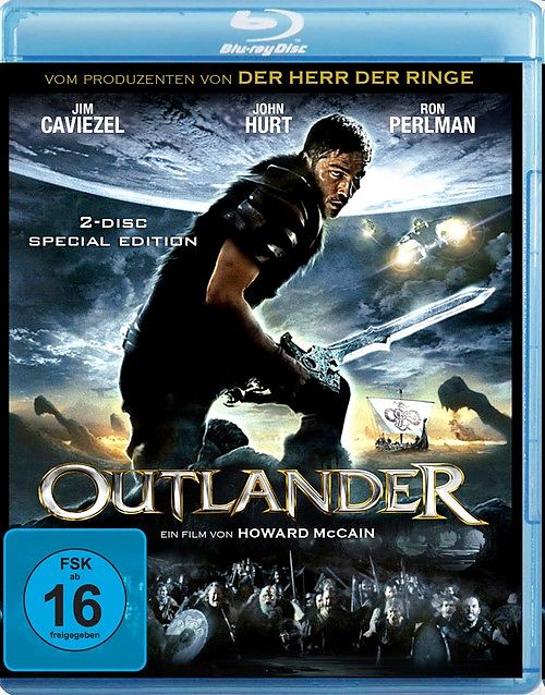 Outlander (d) - Blu-ray Disc