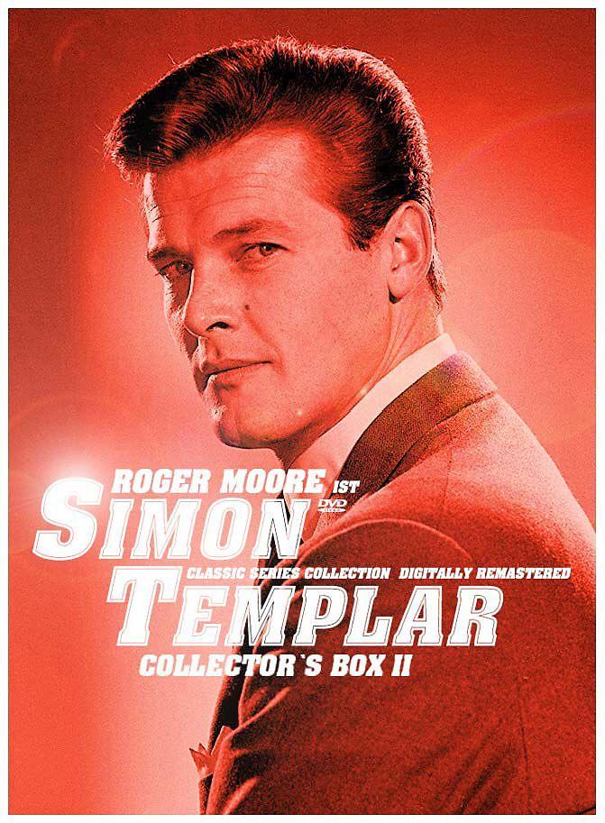 Simon Templar Box 2 [Version allemande]