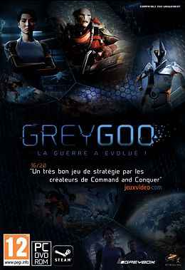 Grey Goo [DVD] [PC] (F) comme un jeu Windows PC