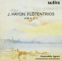 Flötentrios Hob Iv,6-11