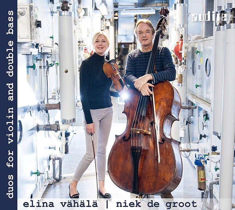 Duos für Violine & Kontrabass