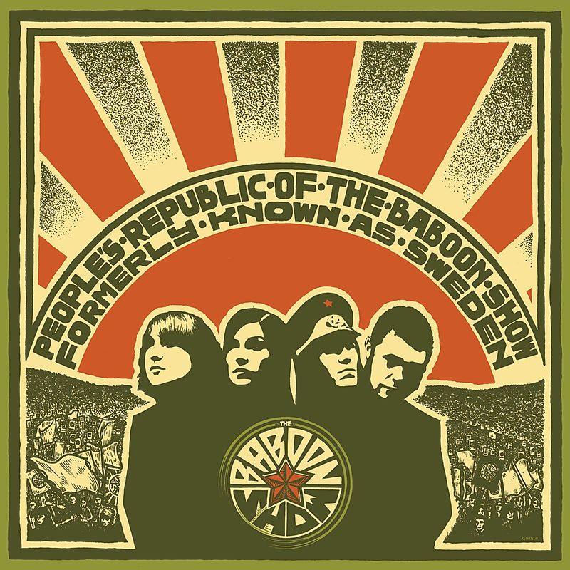 People'S Republic Of The Baboon Sho (Vinyl)