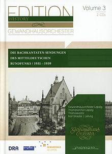 edition gewandhausorchester leipzig vol gewandhausorchester leipzig thomanerchor leipzig. Black Bedroom Furniture Sets. Home Design Ideas