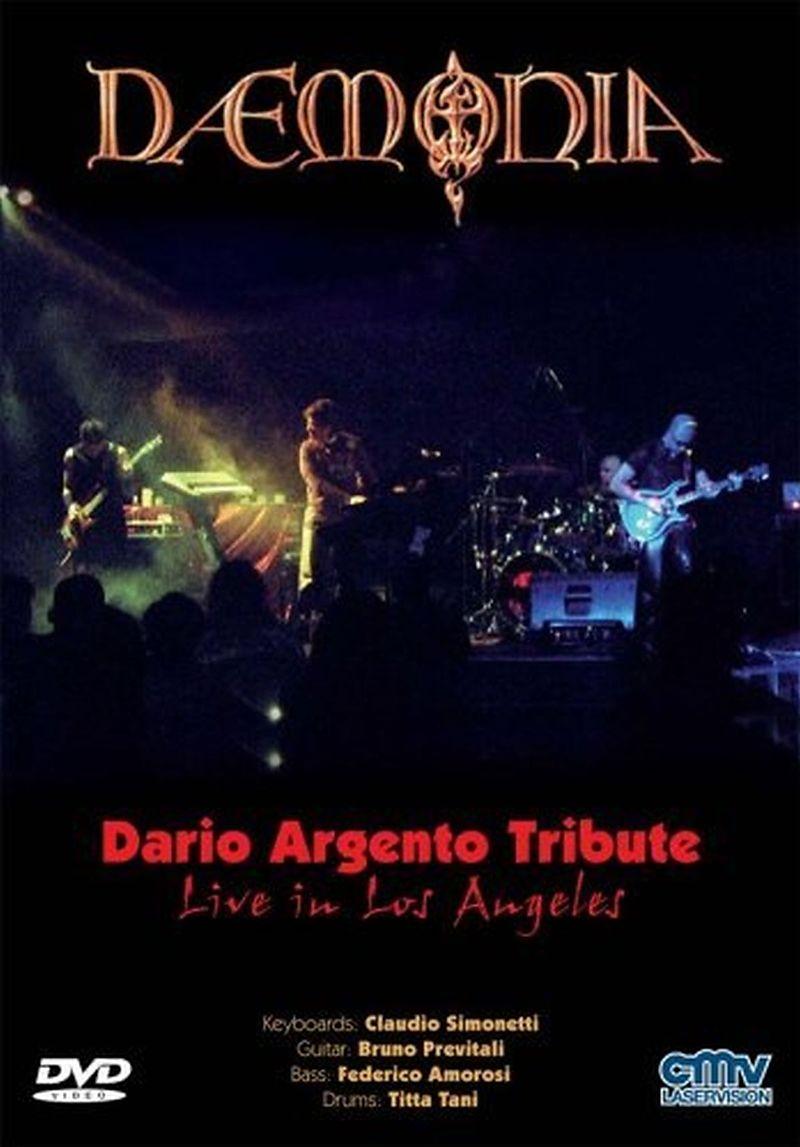 Daemonia: Dario Argento Tribute [Versione tedesca]
