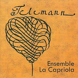 Ensemble La Capriola CD Telemann