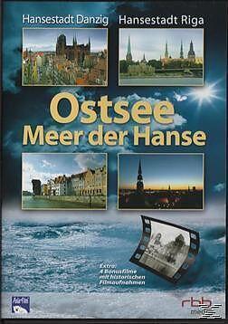 Ostsee - Meer der Hanse [Versione tedesca]