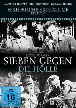 Sieben Gegen Die Hölle DVD