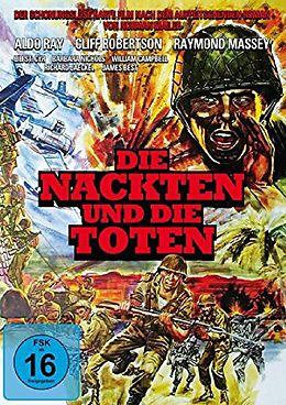 Die Nackten Und Die Toten DVD