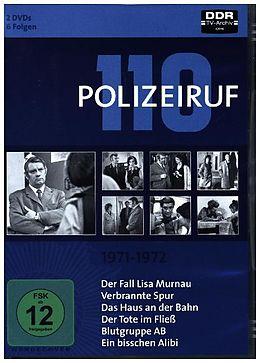 Polizeiruf 110 - Box 1: 1971-1972