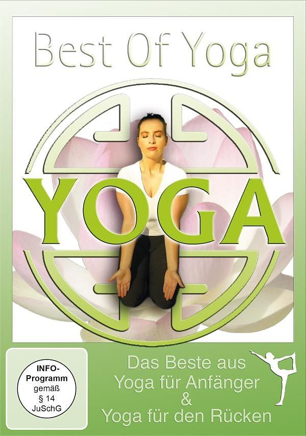 best of yoga das beste aus yoga f r anf nger yoga f r den r cken dvd online kaufen. Black Bedroom Furniture Sets. Home Design Ideas