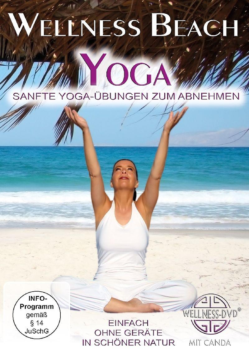 wellness beach yoga sanfte yoga bungen zum abnehmen dvd online kaufen. Black Bedroom Furniture Sets. Home Design Ideas