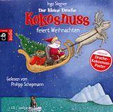 Der Drache Kokosnuss Feiert Weihnachten
