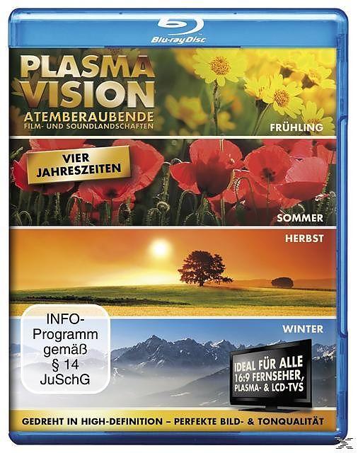 Plasma Vision Vier Jahreszeiten