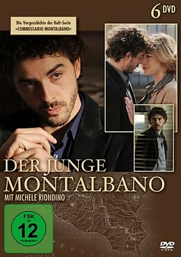 Der Junge Montalbano DVD