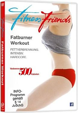 Fitness Friends - Fatburner Workout [Version allemande]