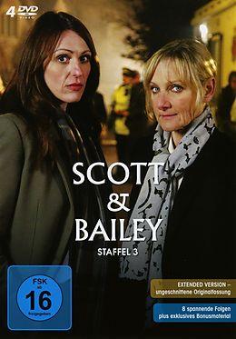 Scott & Bailey - Staffel 03 [Version allemande]