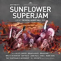 Ian Paice's Sunflower Superjam DVD Live At The Royal Albert Hall 2012