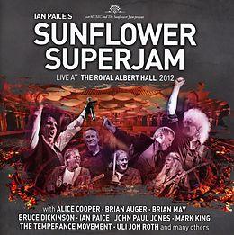 Ian Paice's Sunflower Superjam CD Live At The Royal Albert Hall 2012