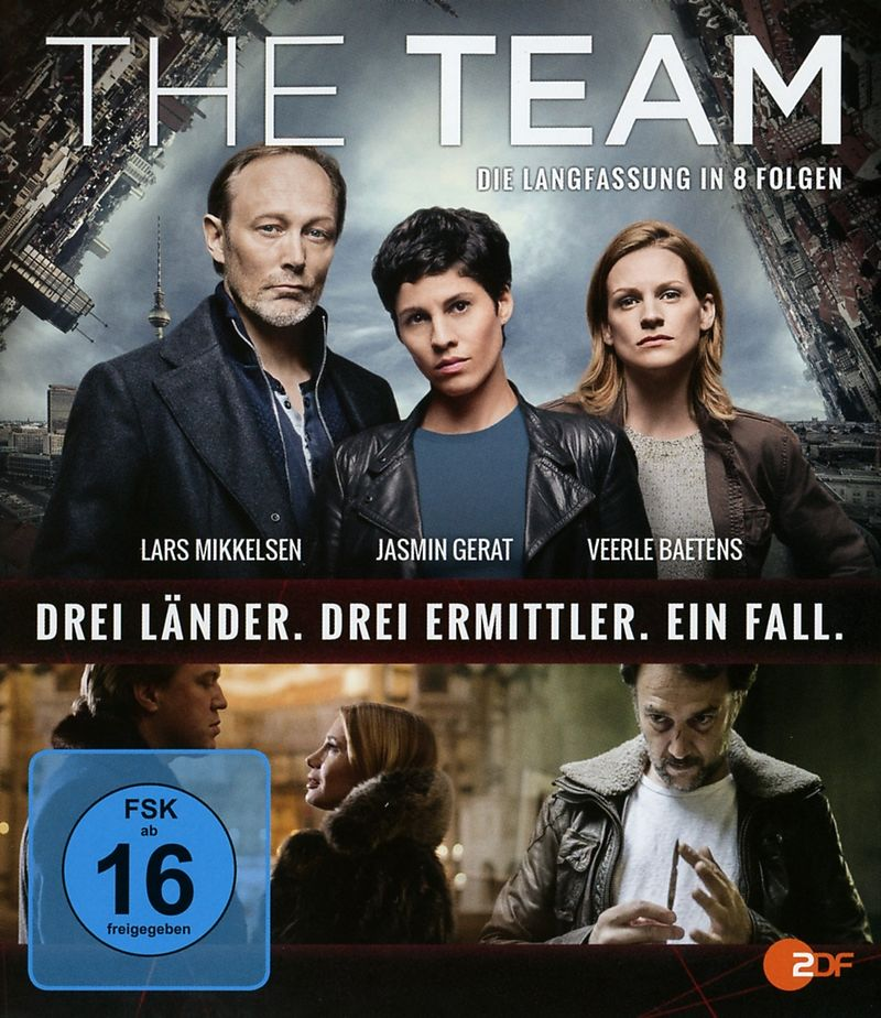 The Team Staffel 1