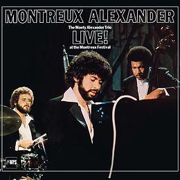 Montreux Alexander-Live! At The Montreux Festival