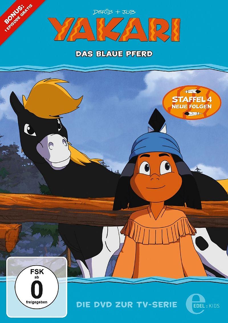 Yakari - Das blaue Pferd - DVD - online kaufen   exlibris.ch