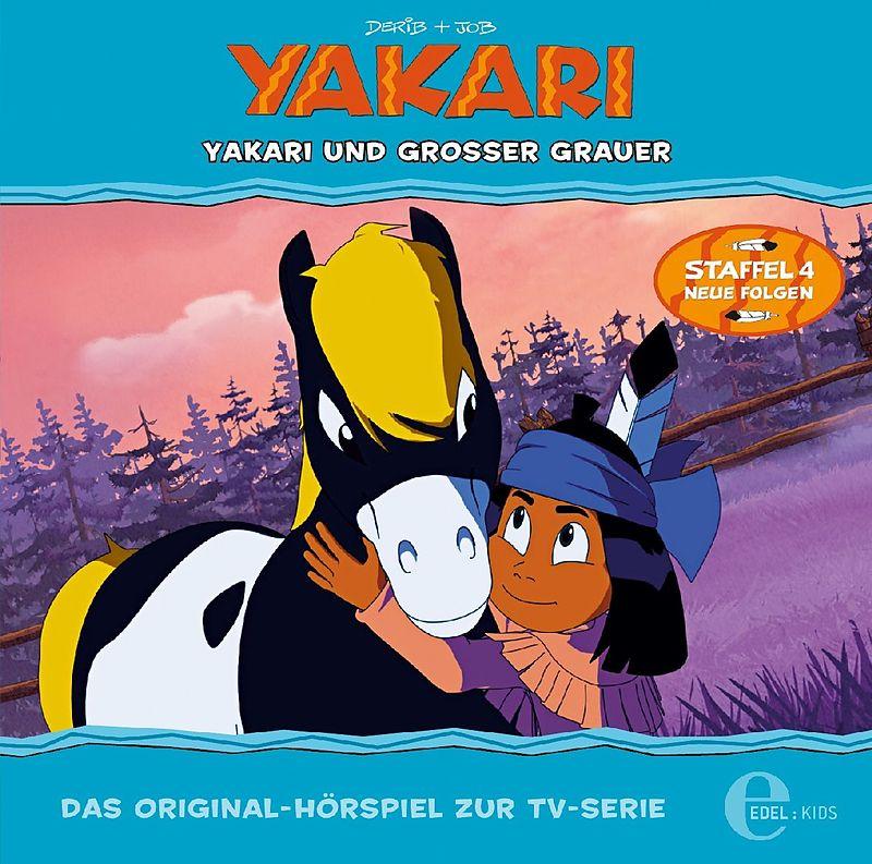 Yakari (28) Grosser Grauer