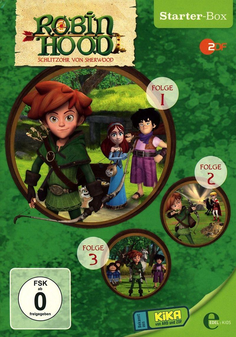 1)Starter-Box - DVD - online kaufen | exlibris.ch
